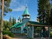 Кафедральный собор Покрова Пресвятой Богородицы - Костомукша - г. Костомукша - Республика Карелия