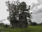 Неизвестная церковь - Лызово - Чердынский район - Пермский край