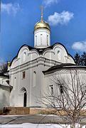 Церковь Новомучеников и исповедников Церкви Русской - Москва - Новомосковский административный округ (НАО) - г. Москва