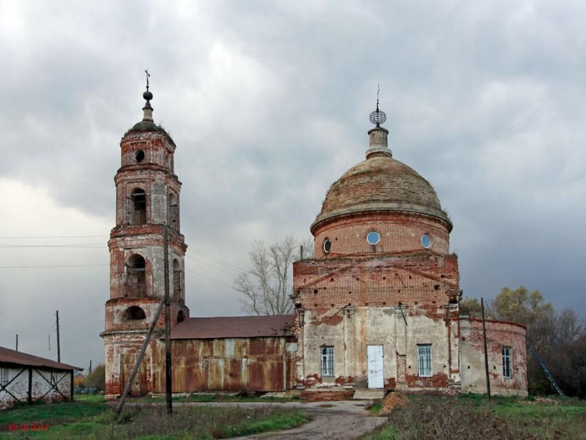 лукьяновка село рязанская область Иосиф автор этих