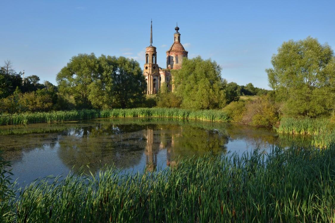 Церковь Вознесения Господня, Скородное