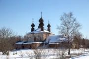 Вышеславское. Казанской иконы Божией Матери, церковь