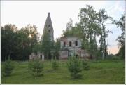 Церковь Николая Чудотворца - Тюгаево - Комсомольский район - Ивановская область