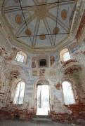 Церковь Троицы Живоначальной - Павлухино - Ярославский район - Ярославская область