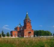 Церковь Николая Чудотворца - Домачи - Лев-Толстовский район - Липецкая область
