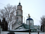 Церковь Вознесения Господня - Бурдино - Тербунский район - Липецкая область
