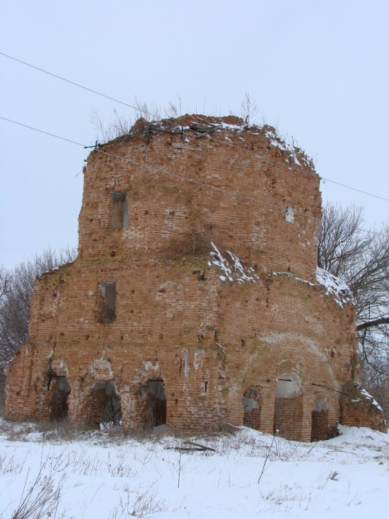 Церковь Рождества Христова, Шагаро-Петровское