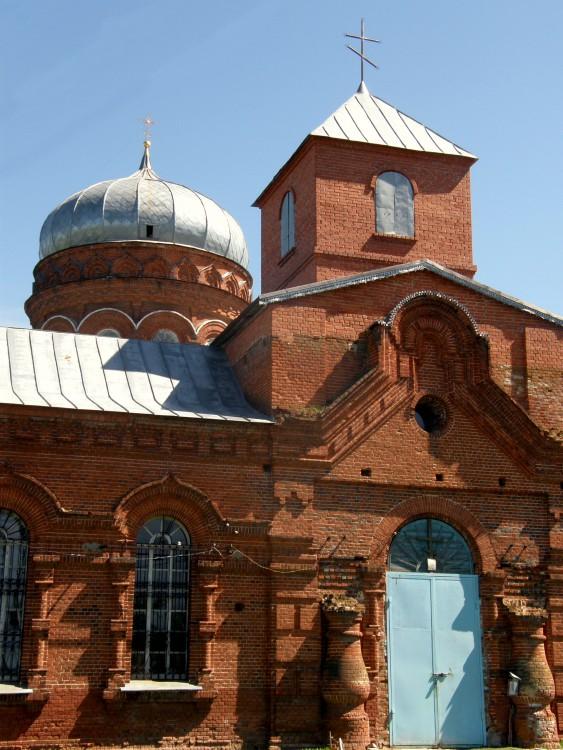 Церковь Михаила Архангела, Воробьёвка
