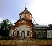 Церковь Димитрия Солунского - Средние Апочки - Горшеченский район - Курская область