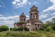 Церковь Богоявления Господня - Донская Негачевка - Хлевенский район - Липецкая область