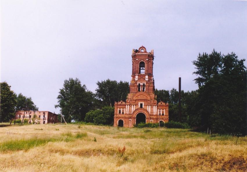 Николо-Бавыкинский мужской монастырь, Заря Свободы
