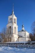 Церковь Казанской иконы Божией Матери - Красное - Калязинский район - Тверская область