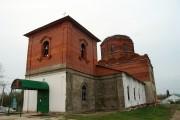 Церковь Воздвижения Креста Господня - Соловьёво - Становлянский район - Липецкая область