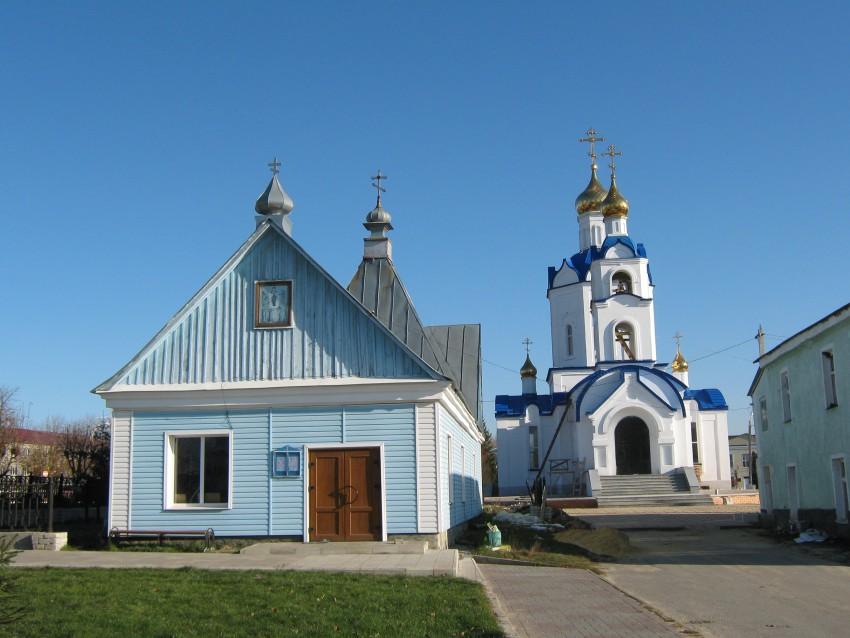 Церковь Покрова Пресвятой Богородицы, Хлевное