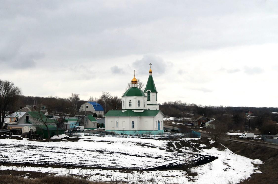 Церковь Покрова Пресвятой Богородицы, Нижняя Колыбелька