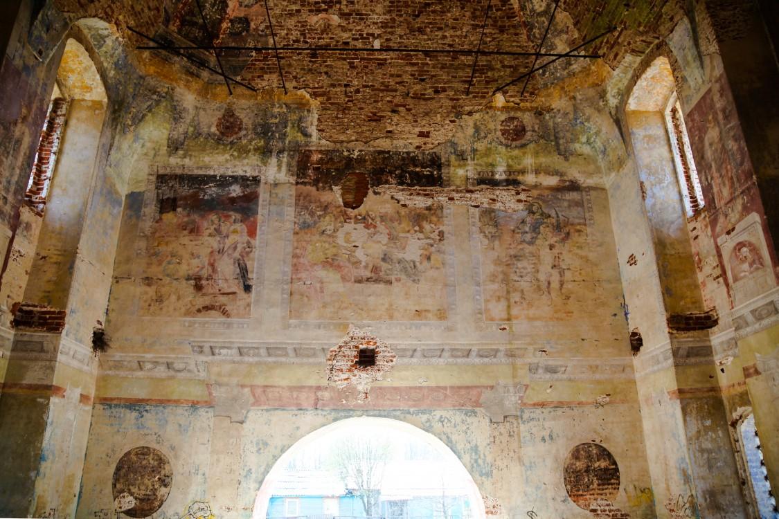 Церковь Рождества Христова, Ставотино