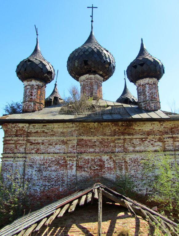 Церковь Николая Чудотворца, Новые Липки