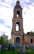 Церковь Николая Чудотворца - Новые Липки - Некрасовский район - Ярославская область