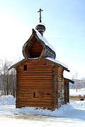 Церковь Казанской иконы Божией Матери из Илимского острога - Тальцы - Иркутский район - Иркутская область