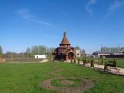 Церковь Николая Чудотворца - Секиотово - Рязанский район - Рязанская область