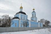 Вышгород. Покрова Пресвятой Богородицы, церковь