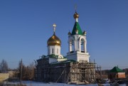 Церковь Василия, епископа Рязанского - Новосёлки - Рязанский район - Рязанская область