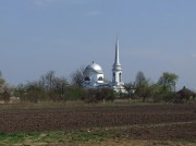 Церковь Успения Пресвятой Богородицы - Льгов-3 (Деревеньки) - Льговский район - Курская область