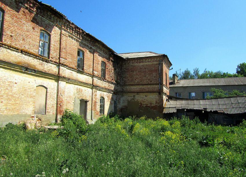 Женский монастырь в пайгарме