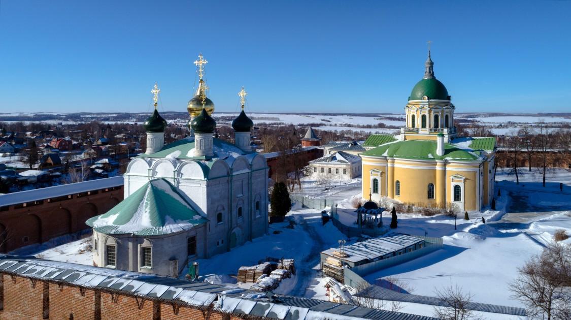 Кремль, Зарайск