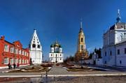 Кремль - Коломна - Коломенский район - Московская область