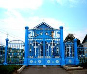 Церковь Покрова Пресвятой Богородицы - Кромские Быки - Льговский район - Курская область