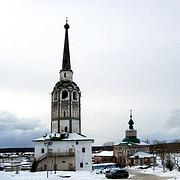 Ансамбль центральной площади - Соликамск - Соликамский район и г. Соликамск - Пермский край