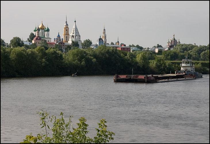 Кремль, Коломна