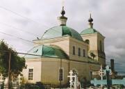 Церковь Воздвижения Креста Господня - Сапожок - Сапожковский район - Рязанская область
