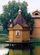 Неизвестная часовня - Кубинка - Одинцовский район, г. Звенигород - Московская область