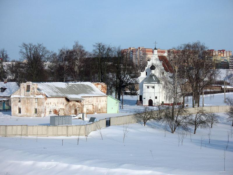 Богоявленский Кутеинский мужской монастырь, Орша