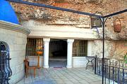 Церковь Илии Пророка - Иудейская пустыня, Вади Кельт (Нахаль Прат) - Палестина - Прочие страны