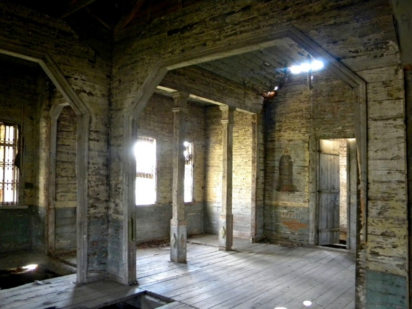 Церковь Пантелеимона Целителя, Нижнее Солотино