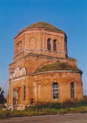 Церковь Иерусалимской иконы Божией Матери - Высокое - Скопинский район и г. Скопин - Рязанская область
