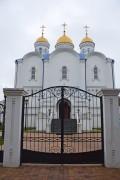 Церковь Иерусалимской иконы Божией Матери - Воскресенск - Воскресенский район - Московская область