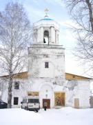 Церковь Вознесения Господня - Табынское - Гафурийский район - Республика Башкортостан
