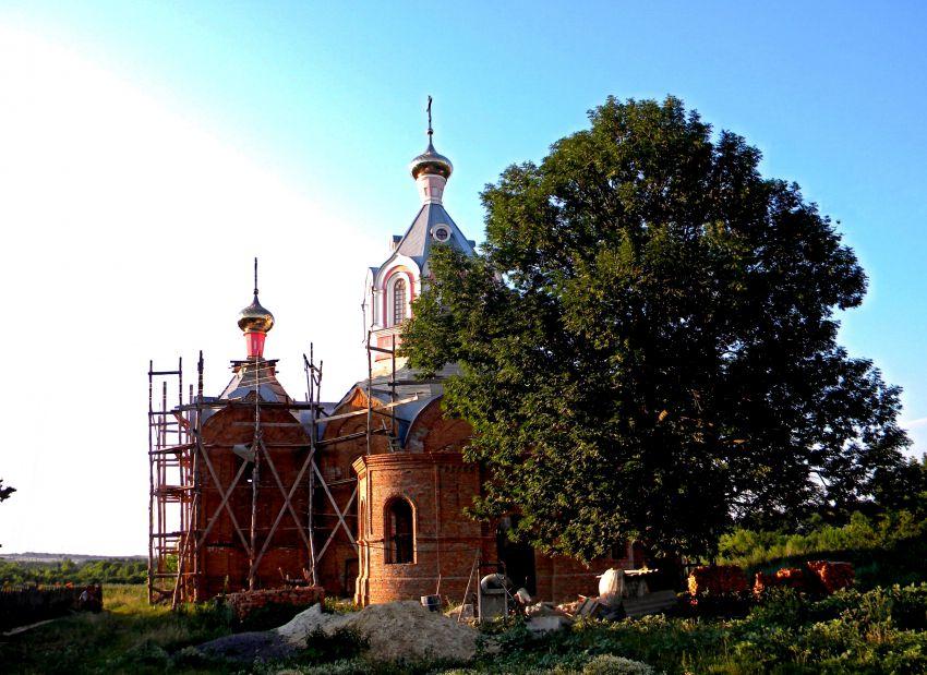 Церковь Рождества Пресвятой Богородицы, Коренское