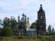 Церковь Илии Пророка - Ильинское - Пошехонский район - Ярославская область
