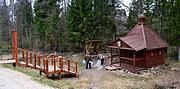 Часовня Амвросия - Белейка - Нелидовский район - Тверская область