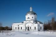 Заячий Холм. Казанской иконы Божией Матери, церковь