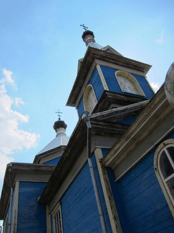 Церковь Николая Чудотворца, Добрыгоры