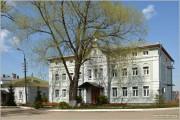 Переславль-Залесский. Никольский женский монастырь. Церковь Сергия Радонежского