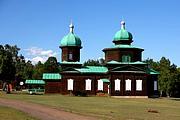 Церковь Николая Чудотворца из с. Никольское - Улан-Удэ - г. Улан-Удэ - Республика Бурятия