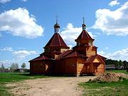 Церковь Державной иконы Божией Матери - Гусино - Краснинский район - Смоленская область