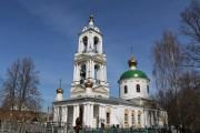 Церковь Троицы Живоначальной - Введенье - Ярославский район - Ярославская область